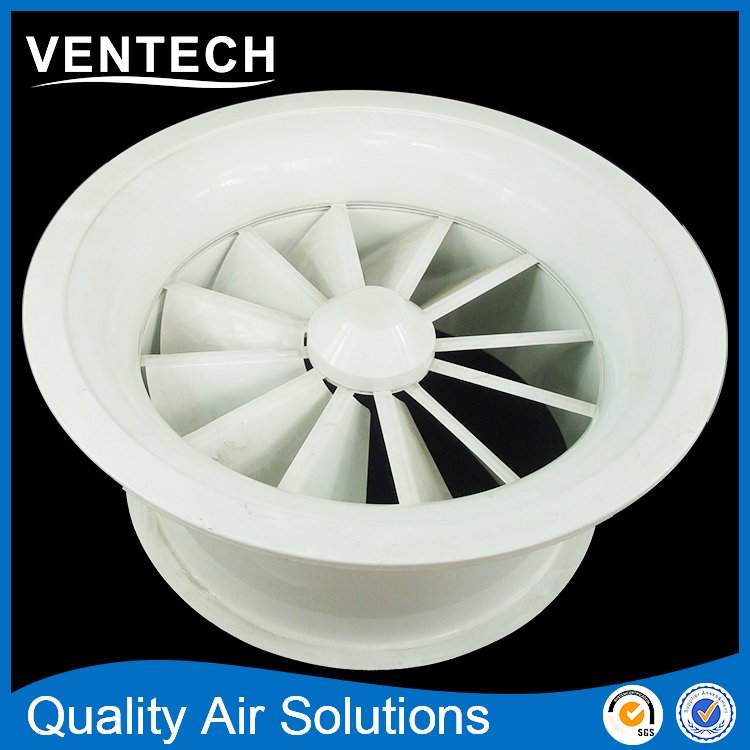 Ventech hvac air diffuser factory direct supply for large public areas-1