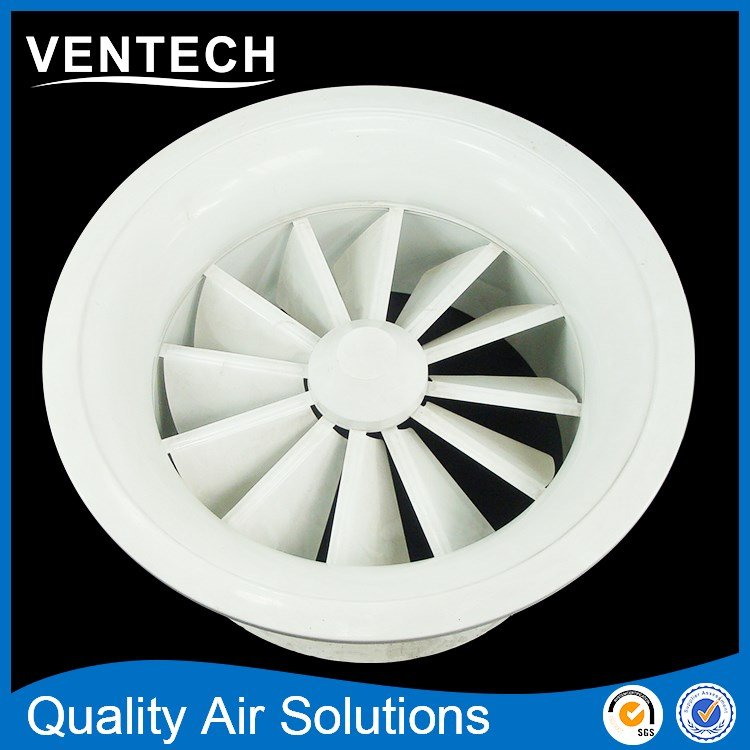 Ventech hvac air diffuser factory direct supply for large public areas-3