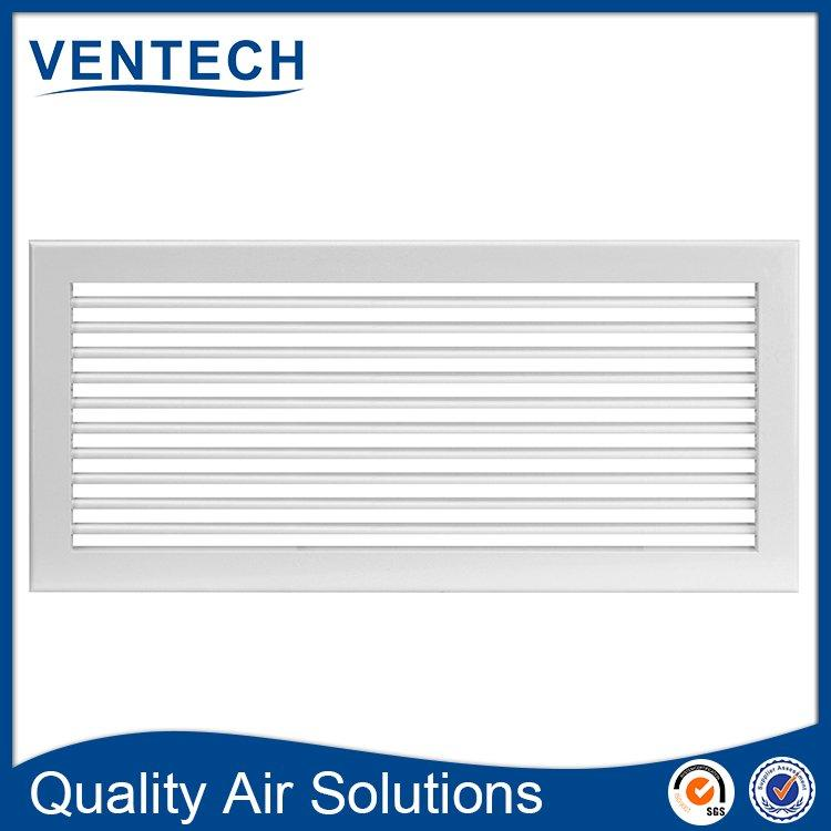 Ventech reliable return air filter grille factory for large public areas