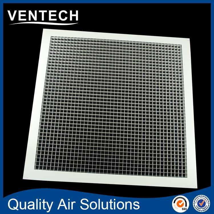 Ventech practical air filter grille series for large public areas