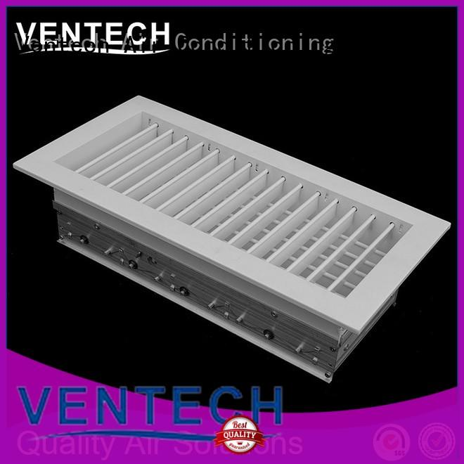 Ventech low-cost hvac grilles company for office budilings