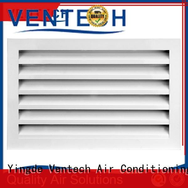 Ventech linear bar grille with good price for office budilings