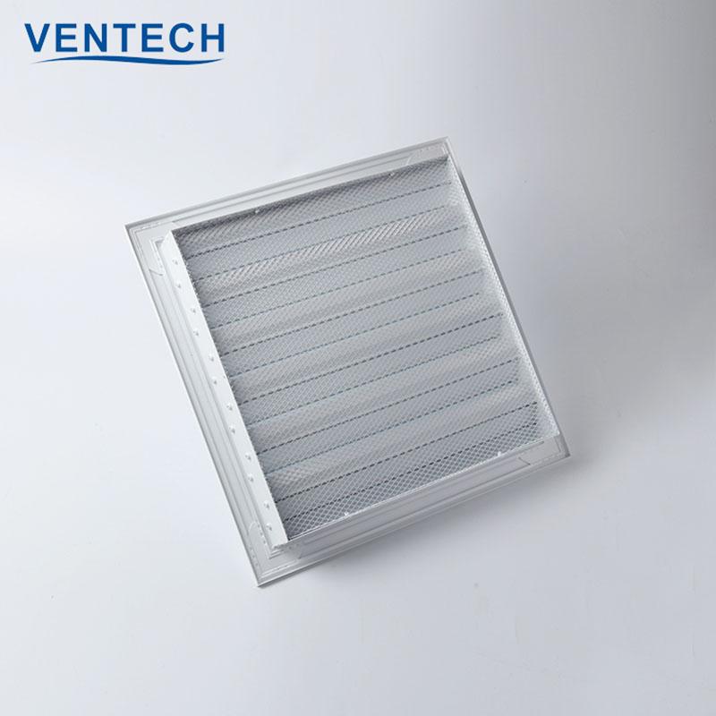 Ventech intake air louver suppliers bulk buy-2
