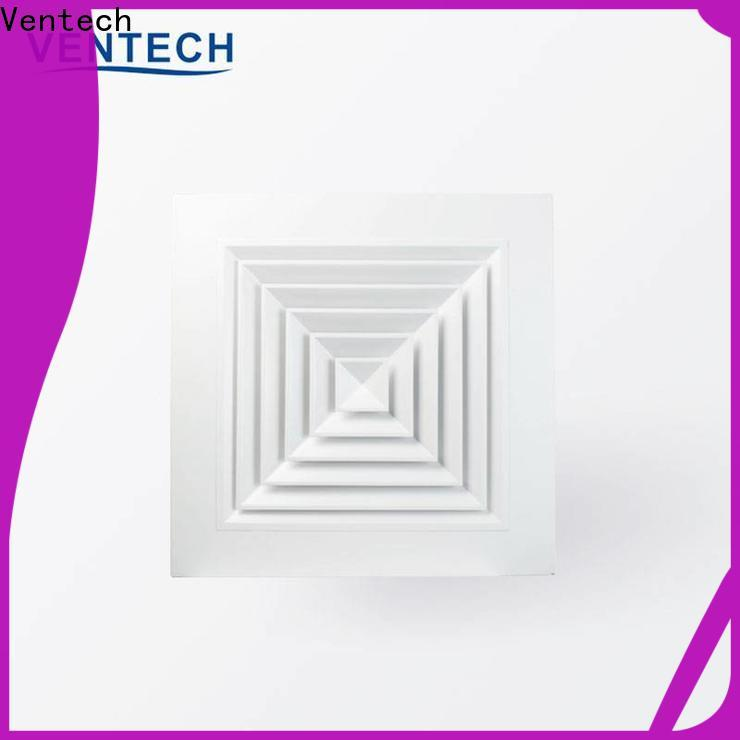 Ventech wall diffuser grille suppliers for air conditioning