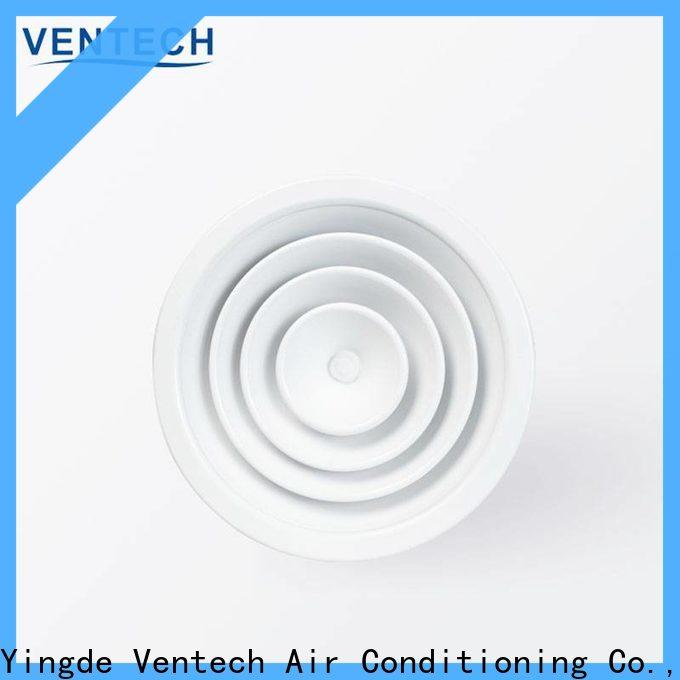 Ventech 4 way supply air diffuser best manufacturer for office budilings