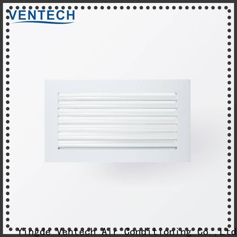 Ventech hvac ceiling return grilles from China bulk production