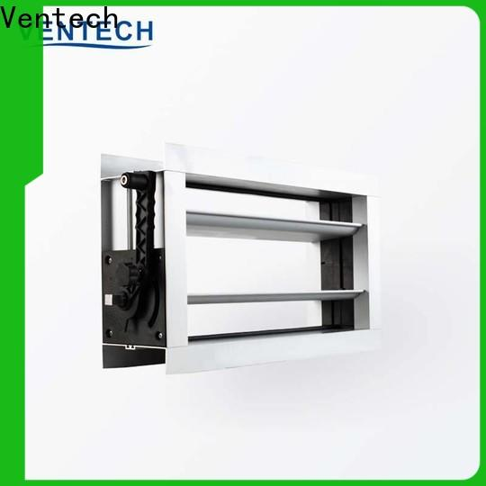 Ventech high-quality types of dampers in hvac from China for promotion