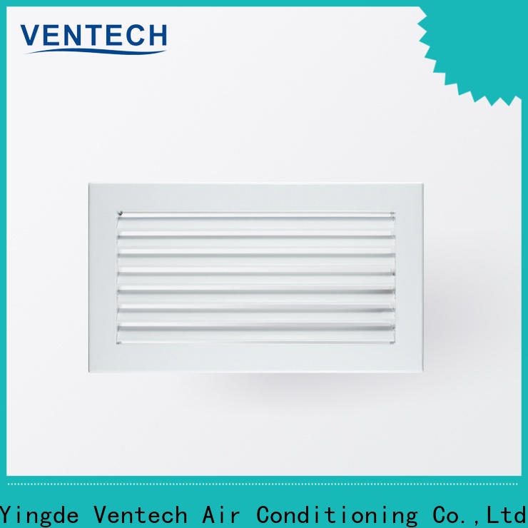 Ventech return air filter grille company bulk production