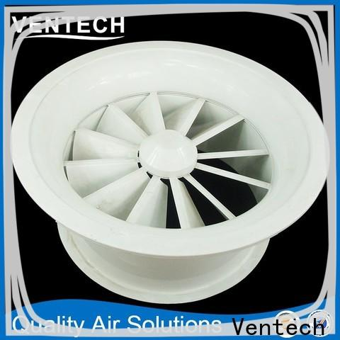 Ventech commercial air diffuser factory direct supply for air conditioning