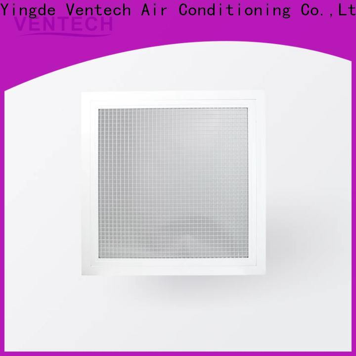 hot-sale air conditioner grille company for large public areas