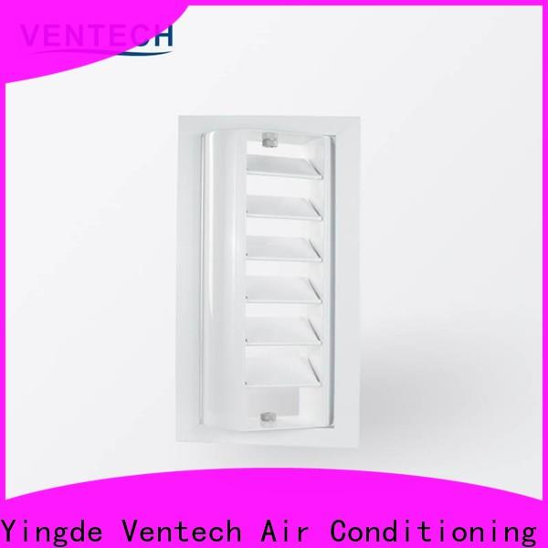 practical linear air diffuser supplier for large public areas
