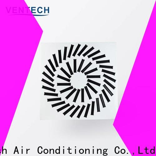 Ventech low-cost 4 way air diffuser from China bulk production