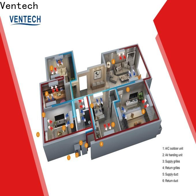 Ventech best central air conditioning units company for office budilings