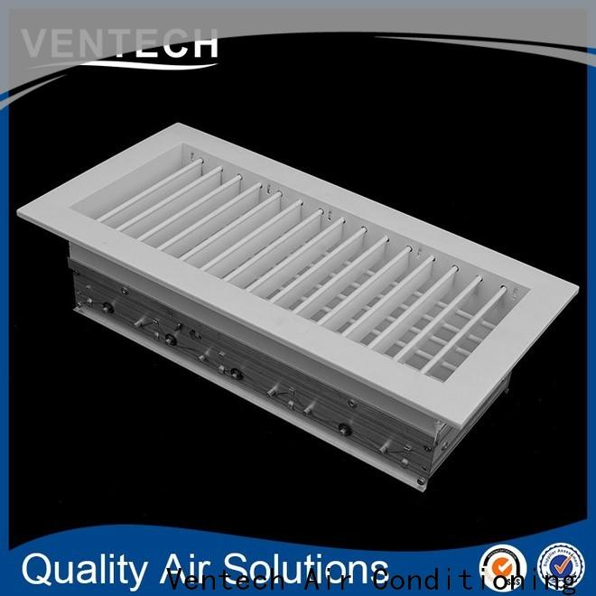 Ventech practical ceiling air grille best manufacturer for large public areas