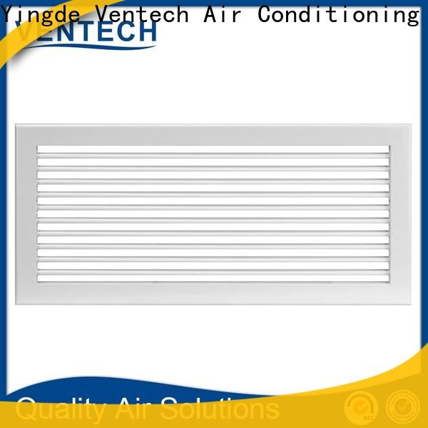 reliable hvac return air grille with good price for long corridors