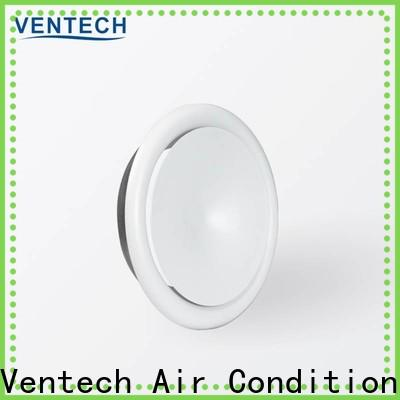 Ventech custom disc valve company for air conditioning