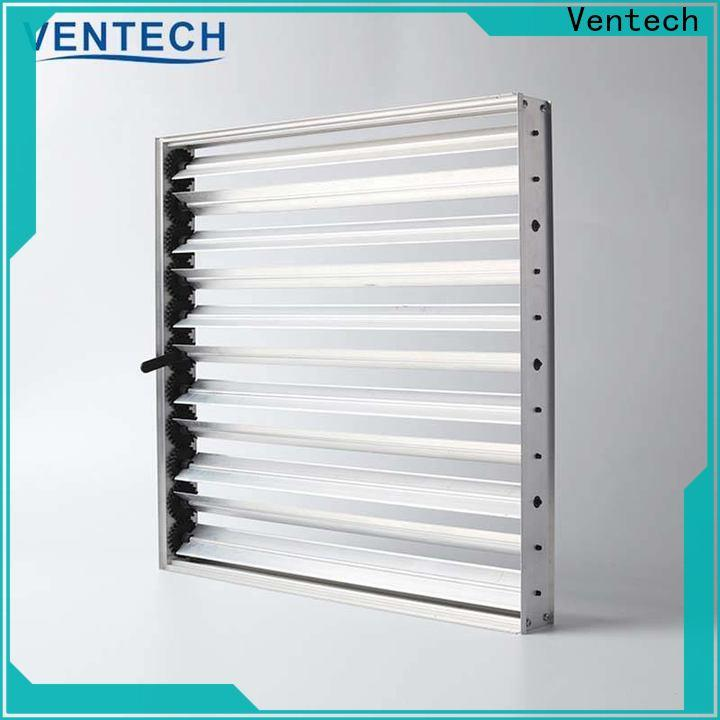 cost-effective types of dampers in hvac from China for large public areas