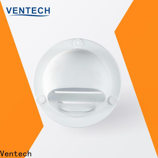 Ventech air return louver best supplier for large public areas