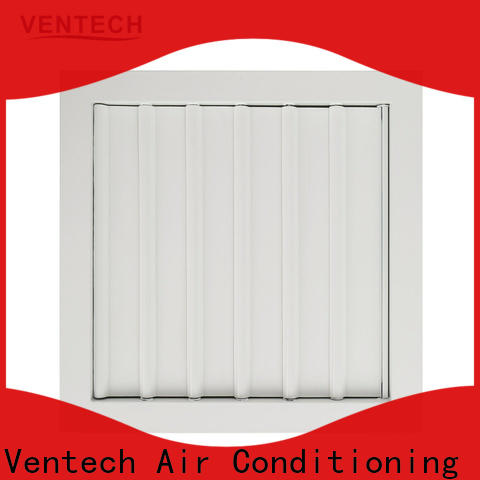 Ventech louvered return air grille with good price for large public areas