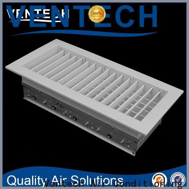 Ventech double deflection air grille best supplier for large public areas