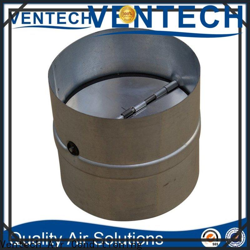 Ventech reliable louvered air intake from China bulk production