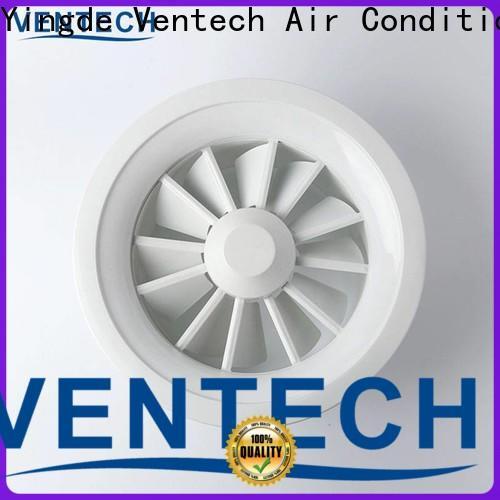 Ventech circular air diffuser inquire now for long corridors