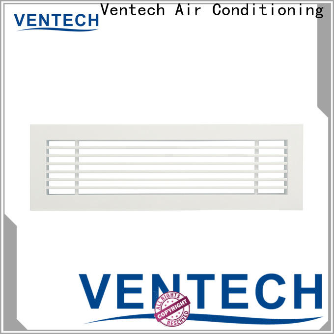 Ventech top quality hvac ceiling return grilles supply for promotion