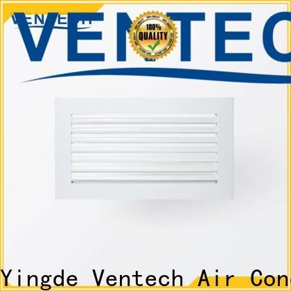 Ventech door air grille supplier for long corridors