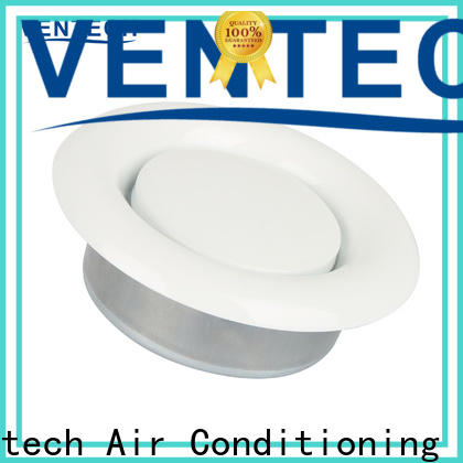 Ventech exhaust disc valve series for office budilings