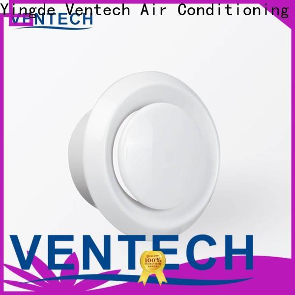 Ventech top disk valve hvac factory bulk buy