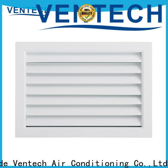 Ventech cost-effective hvac grilles wholesale for large public areas