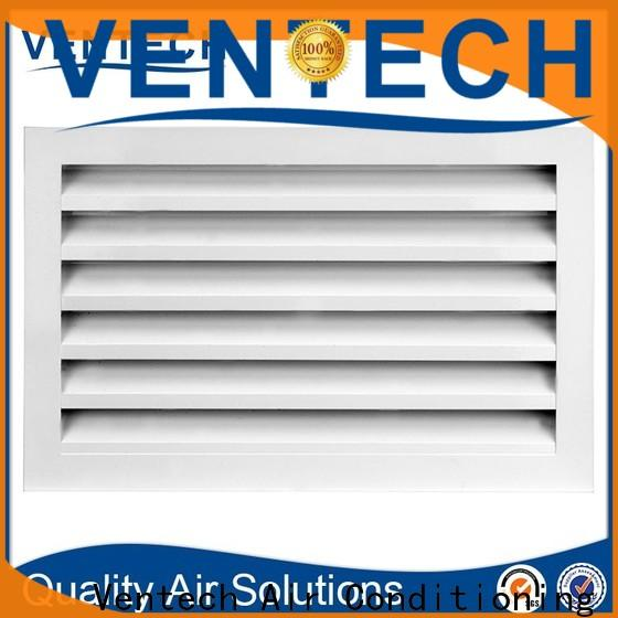 Ventech popular wall return air grille company for promotion