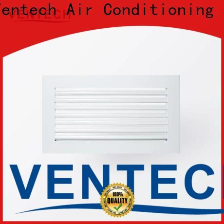 Ventech door vents and grilles company bulk production