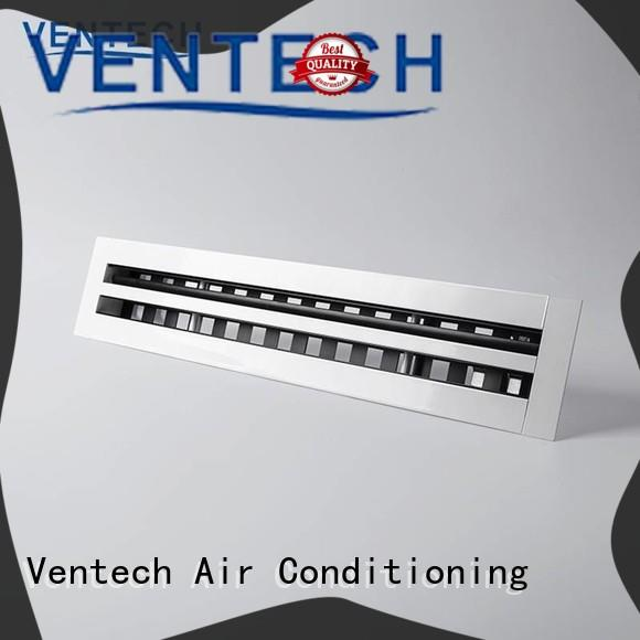 Ventech linear air diffuser company for large public areas