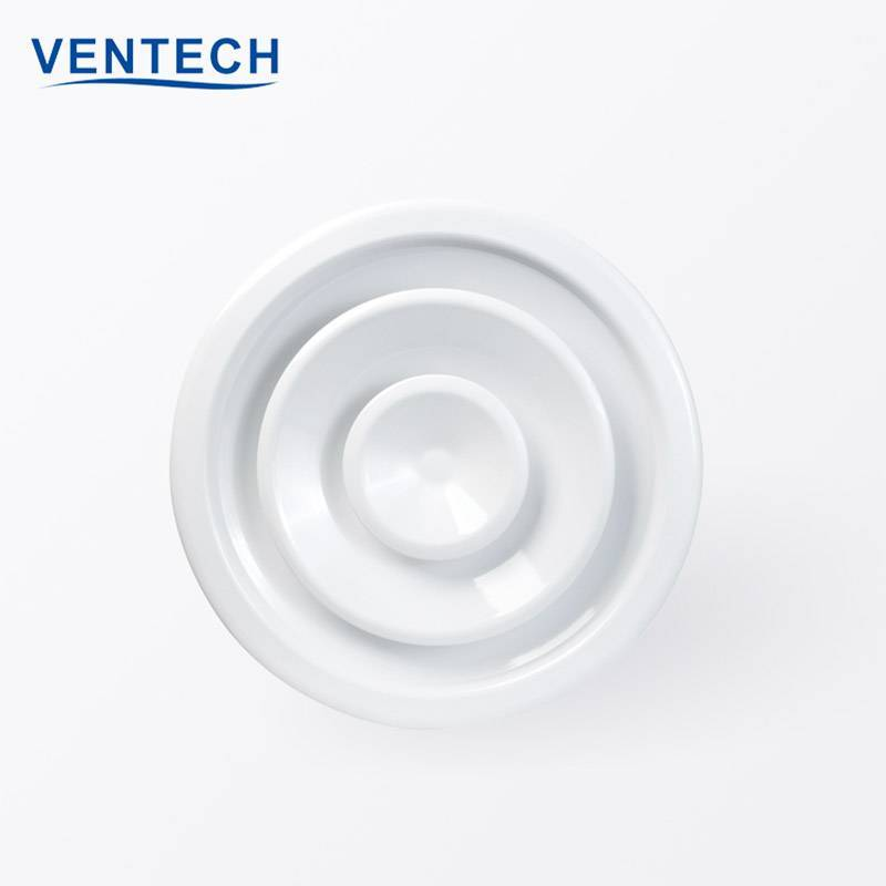 High Ceiling Round Diffuser (RCD-VH) Circular Air Diffuser