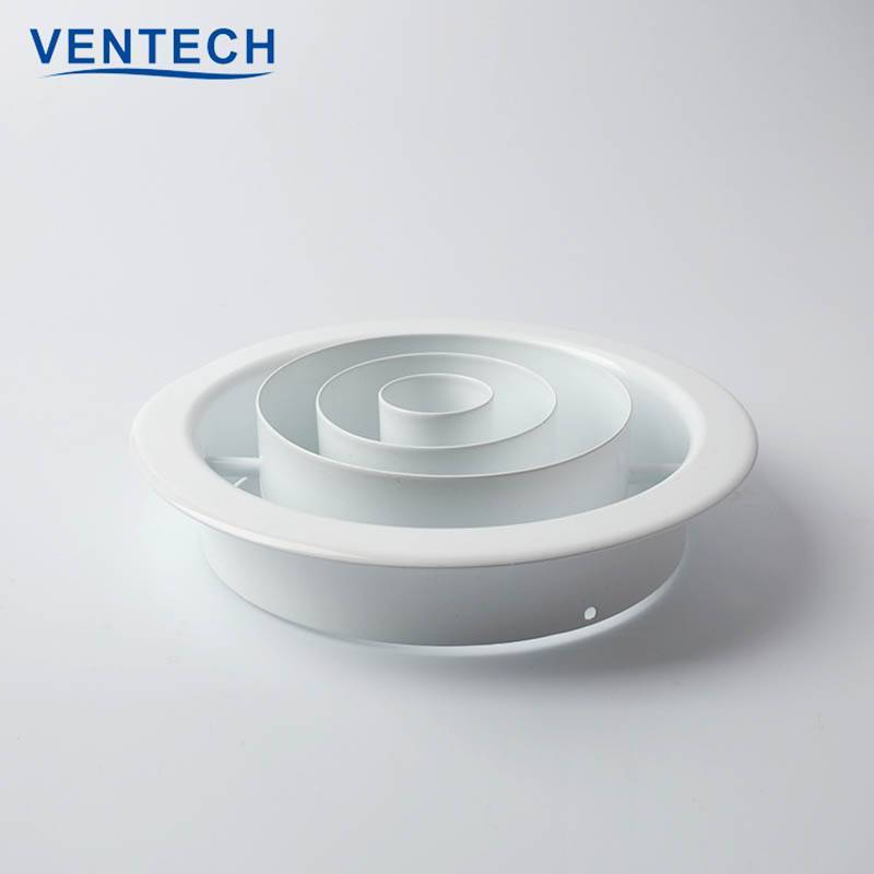 Jet Ring Diffuser (JD-VC) Round Air Diffuser