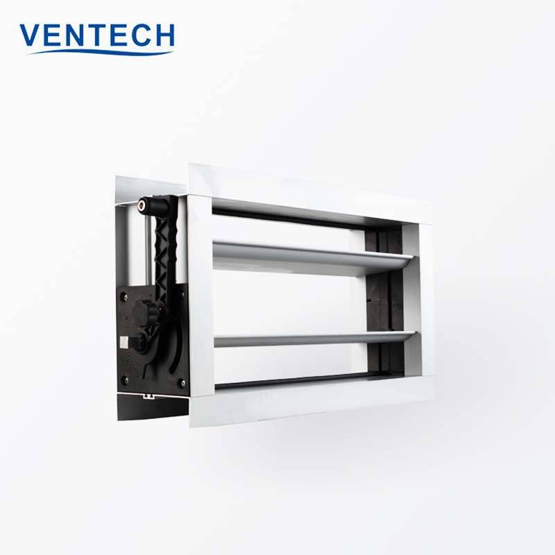 Rectangular Air Duct Volume Control Damper