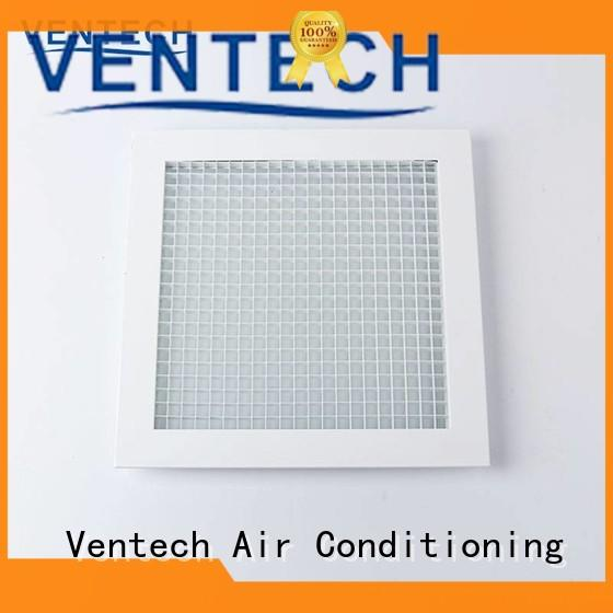 Ventech reliable metal ventilation grilles factory direct supply for office budilings