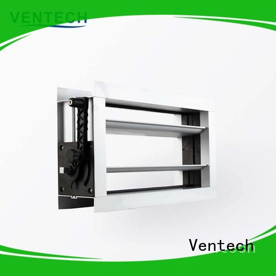 Ventech high quality vent damper from China for office budilings