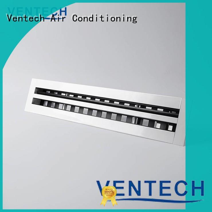 Ventech slot diffuser company for promotion