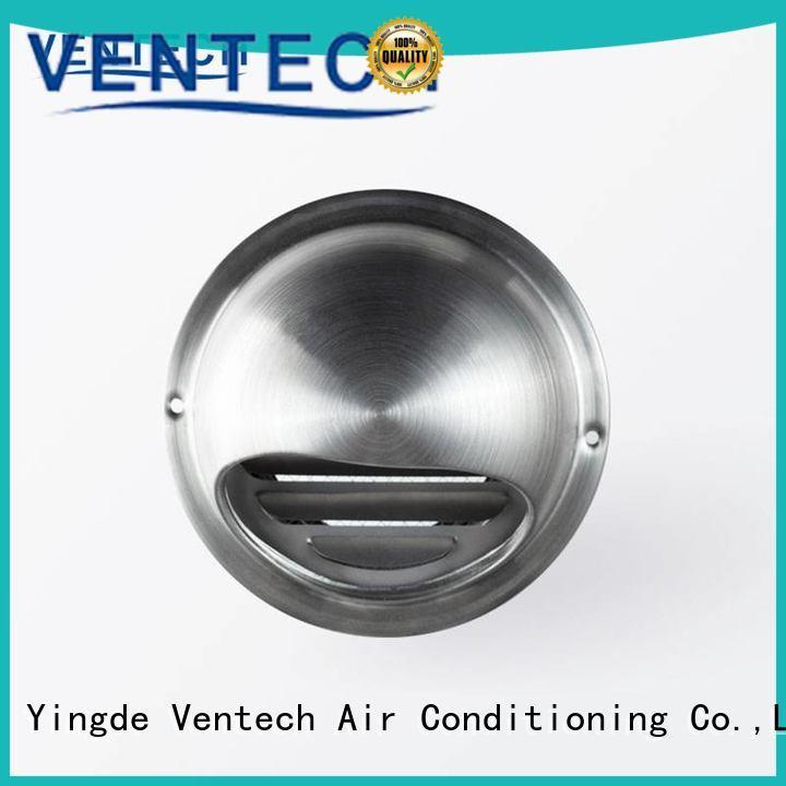 Ventech weather louver supplier for long corridors
