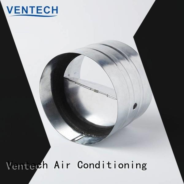 Ventech hot selling blade damper suppliers for office budilings
