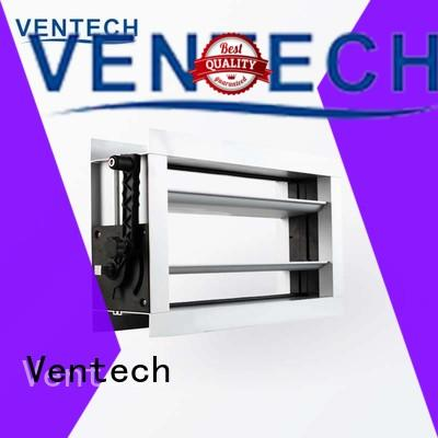 Ventech low-cost volume control damper with good price for air conditioning