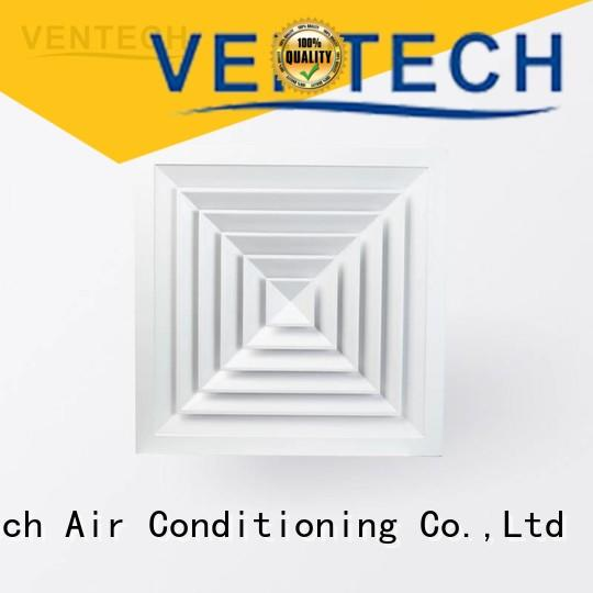 Ventech customized grilles and diffusers factory direct supply for promotion