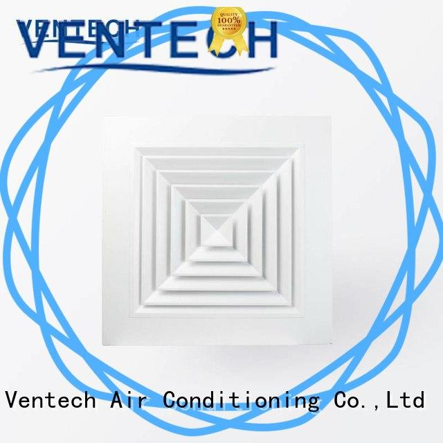 Ventech stable linear slot diffuser from China for air conditioning