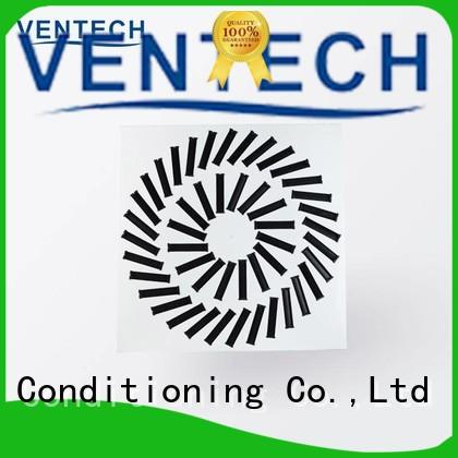Ventech durable air conditioning grilles and diffusers company for office budilings
