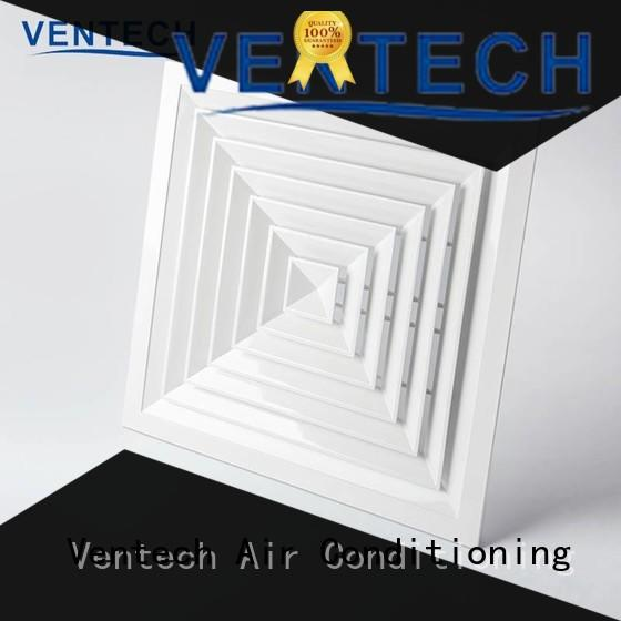 Ventech custom air diffuser hvac manufacturer for sale