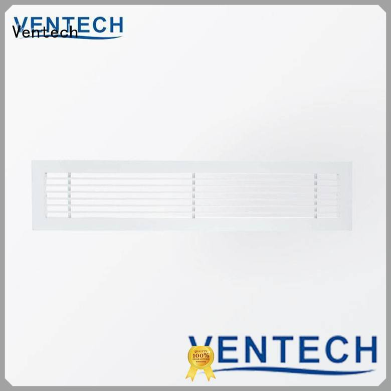 Ventech durable air grille directly sale for large public areas