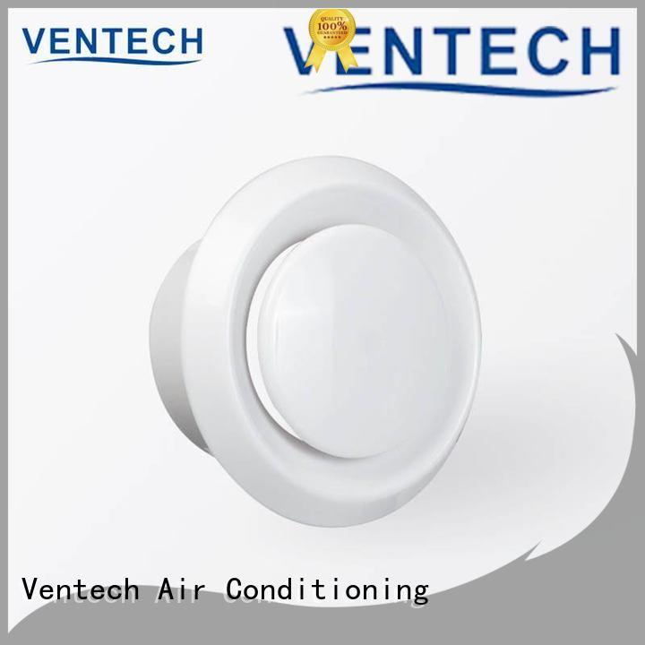 Ventech disk valve suppliers for long corridors