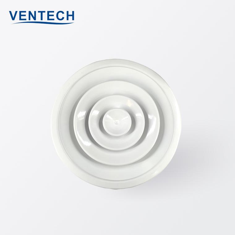 Aluminum Round Air Diffuser (RCD-VD)